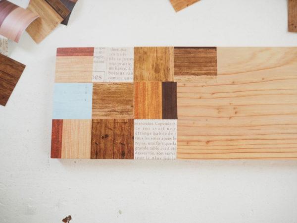 簡単DIYで作る壁掛けフック・作り方