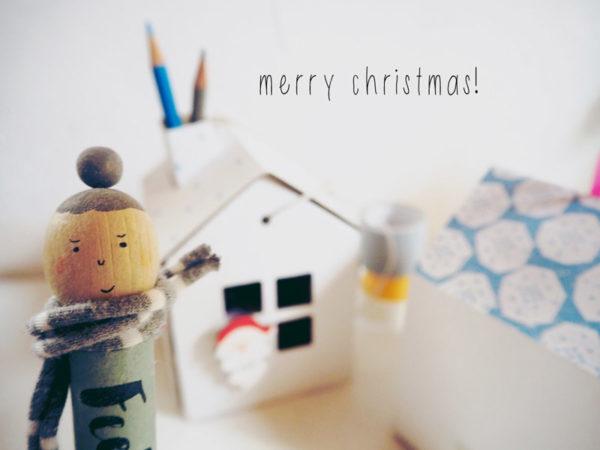 クリスマスの手作り