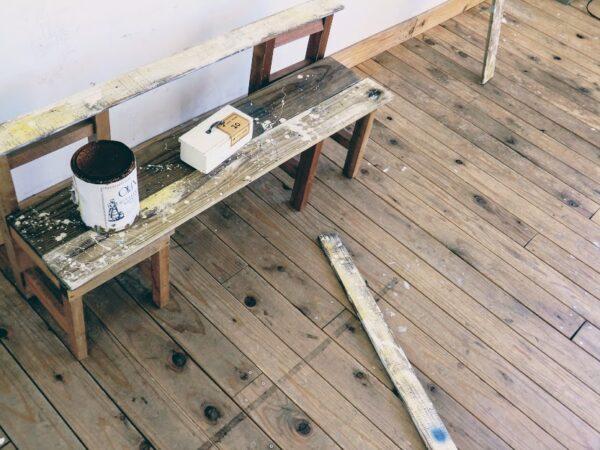 椅子DIY