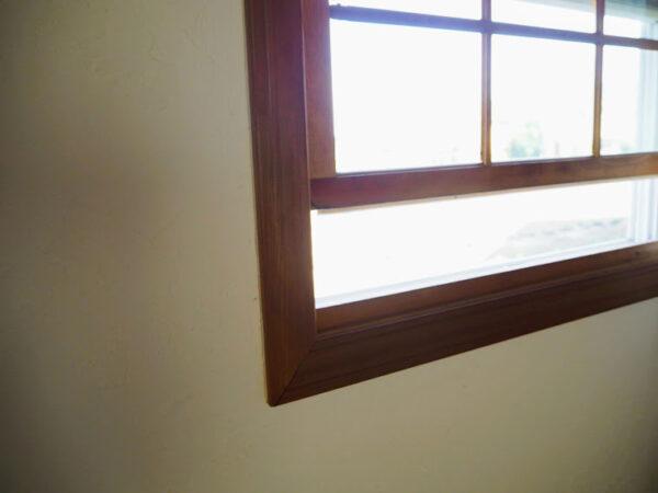 窓枠DIY